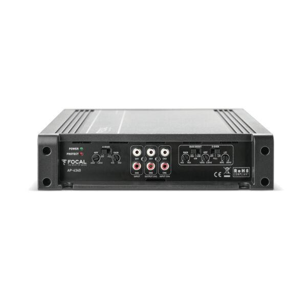 FOCAL AP-4340 4-channel A/B class amplifier -