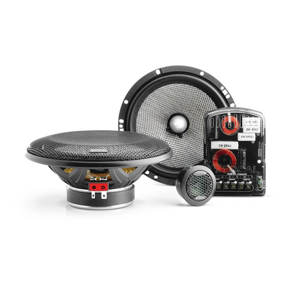 "Focal 165AS 6""Car Speaker -"