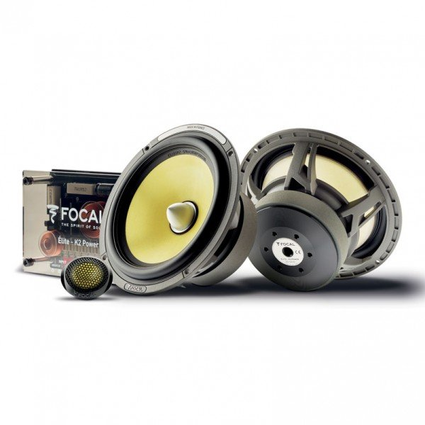 FOCAL ES 165 K2 6.5″ 2-WAY COMPONENT KIT -