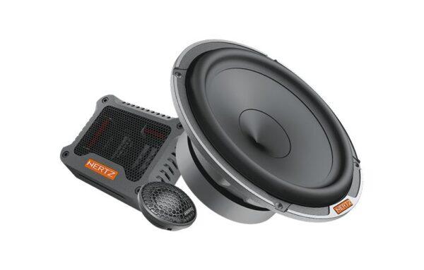 HERTZ MPK16503 Car Audio Bundle -