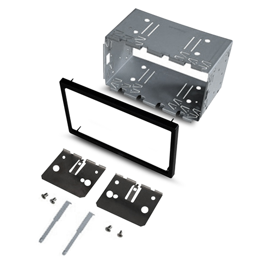 STINGER BKISOCT DOUBLE DIN RADIO FASCIA KIT TO SUIT SAAB 9-5 -