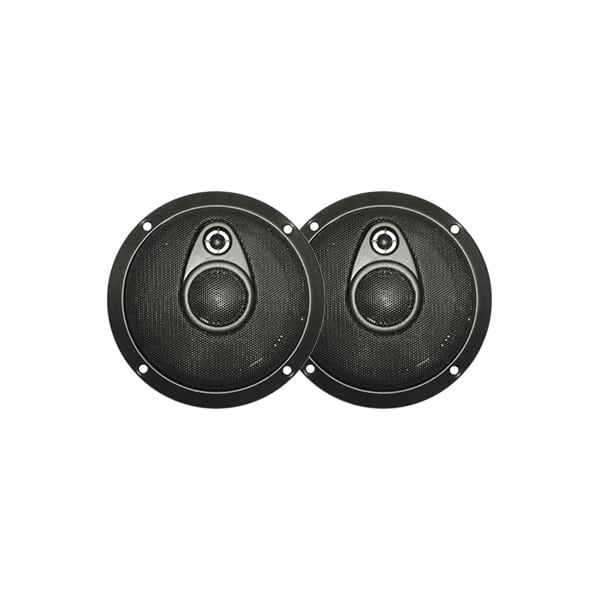 "AXIS AX5036 3-WAY SLIMLINE 5 "" CAR SPEAKERS -"