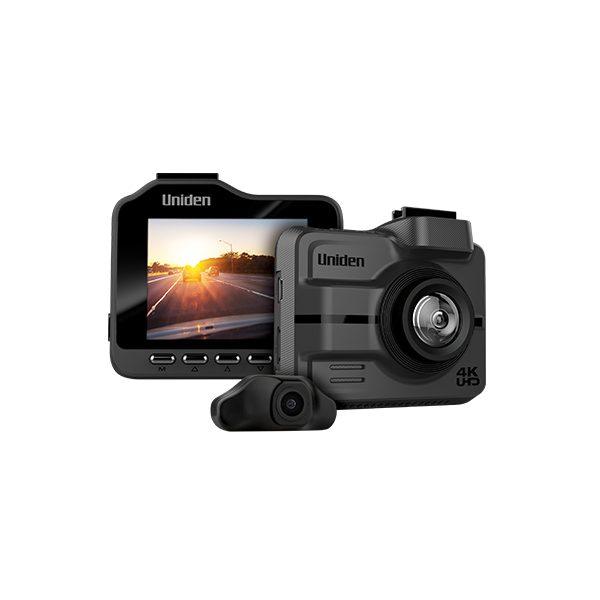 UNIDEN CAM85R Dash Cam & Rear Camera -