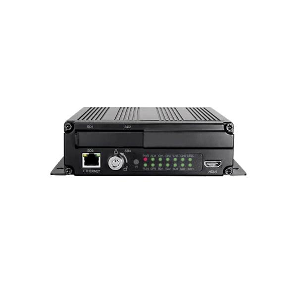 AXIS DV425-GPS HD 4 channel DVR black box recorder -