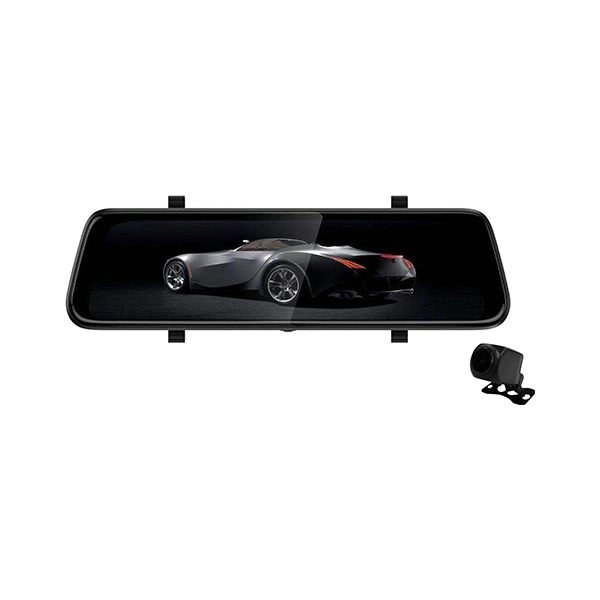 AXIS DVR1909K REARVIEW MIRROR KIT with DVR -