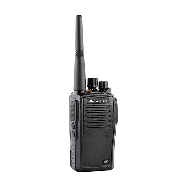 MIDLAND G15 LAND HANDHELD RADIO -