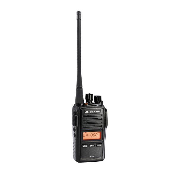 MIDLAND G18 LAND HANDHELD RADIO -