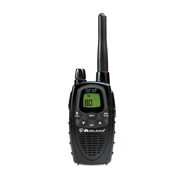 MIDLAND G7X LAND HANDHELD RADIO -