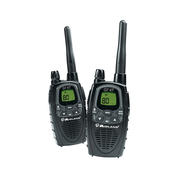 MIDLAND G7XT LAND HANDHELD RADIO -