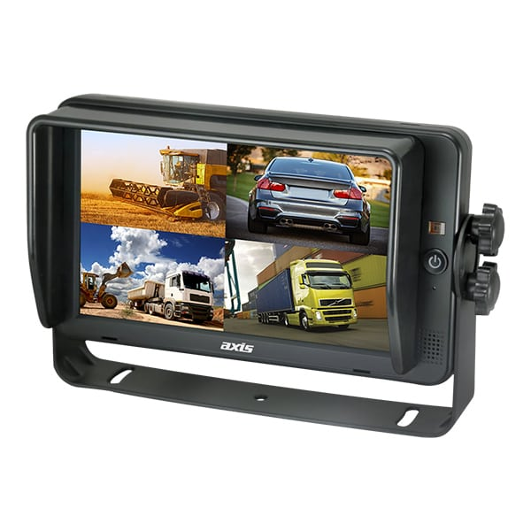 """AXIS 10"""" MONITOR HD QUADVIEW TOUCHSCEEN FOR REVERSING SAFETY -"""