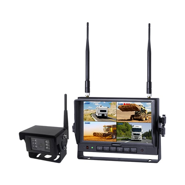 AXIS JS007WQK Wireless Reversing System and Camera -