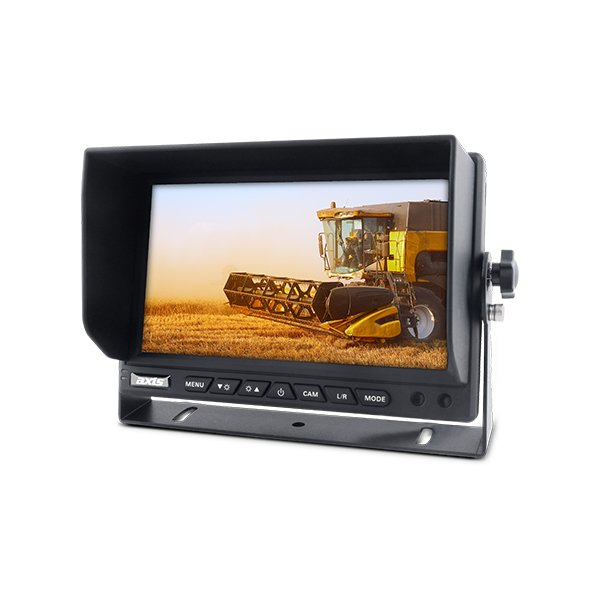 """AXIS JS7020 7"""" LED REARVIEW MONITOR 12/24V -"""