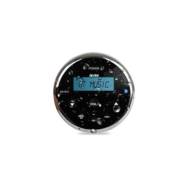AXIS MA1801 MARINE AM/FM BLUETOOTH MULTIMEDIA SYSTEM -