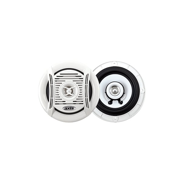 """AXIS MA502 MARINE 2-WAY COAXIAL 5"""" SPEAKERS -"""