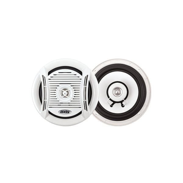 """AXIS MA6502 MARINE 2-WAY COAXIAL 6.5"""" SPEAKERS -"""