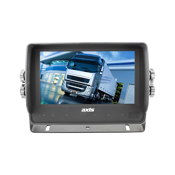 """AXIS MO7001WP 7""""LCD WATERPROOF TOUCH MONITOR -"""