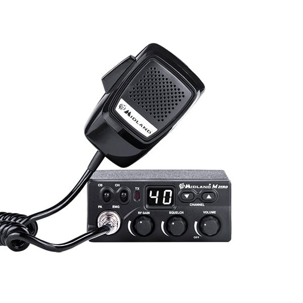 MIDLAND MZERO FIXED MOUNT RADIO -