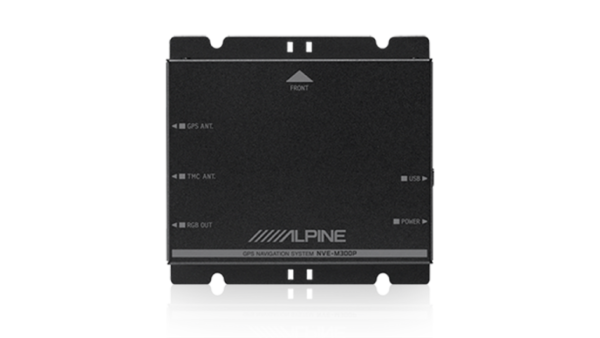 ALPINE NVE-M300P GPS Navigation Drive -