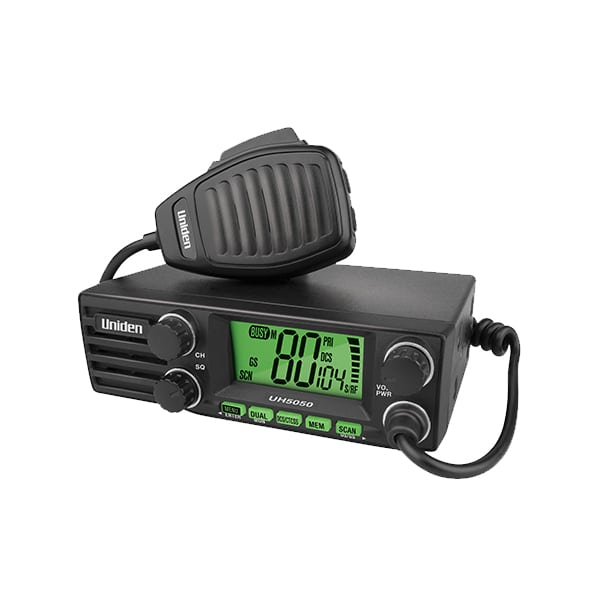UNIDEN UH5050 LAND FIXED MOUNT RADIO -