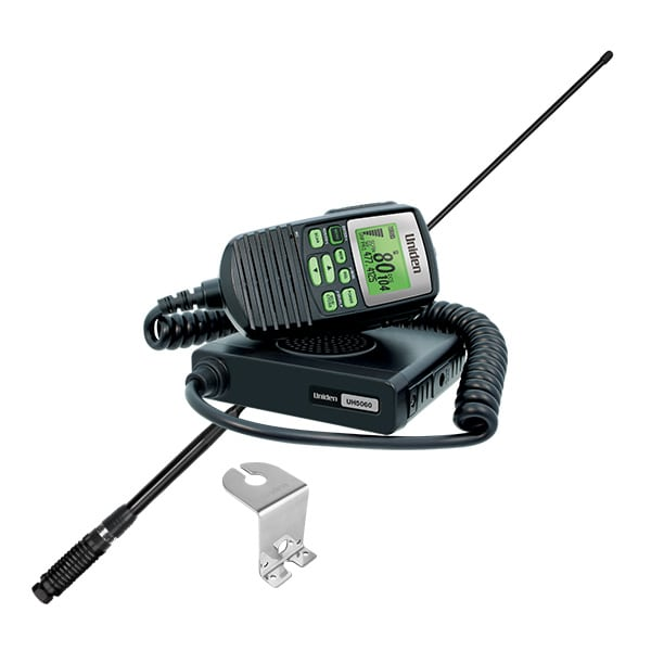 UNIDEN UH5060VP LAND FIXED MOUNT RADIO -