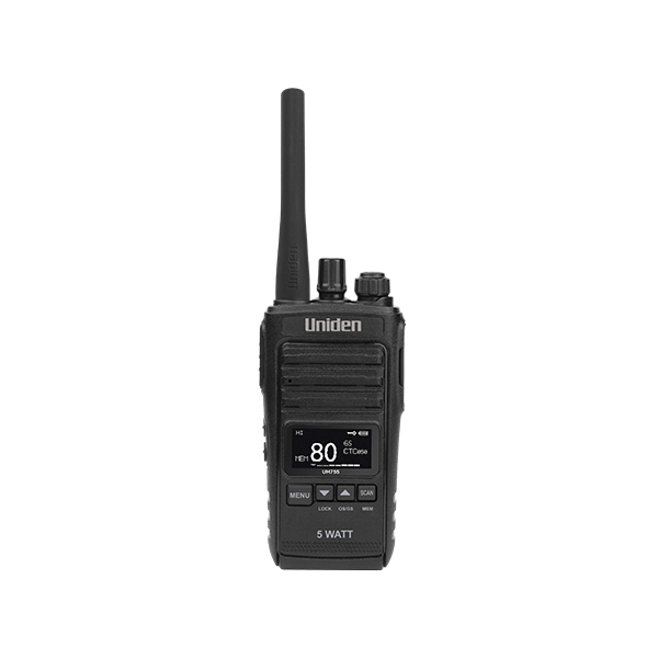 UNIDEN UH755 LAND HANDHELD RADIO -