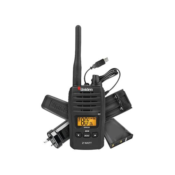UNIDEN UH820S LAND HANDHELD RADIO -