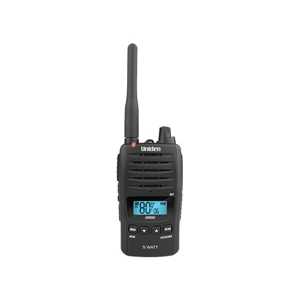 UNIDEN UH850 LAND HANDHELD RADIO -