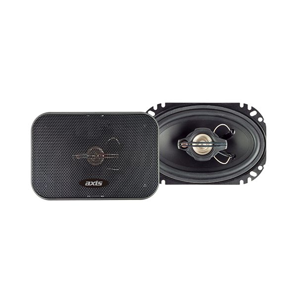 "AXIS XR463 3-WAY COAX 4×6"" CAR SPEAKERS -"