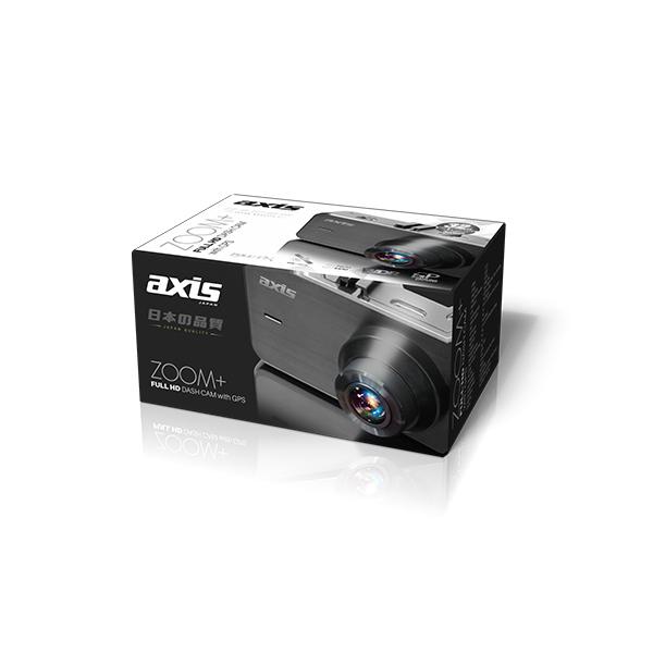 AXIS ZOOM+DASH Camera -
