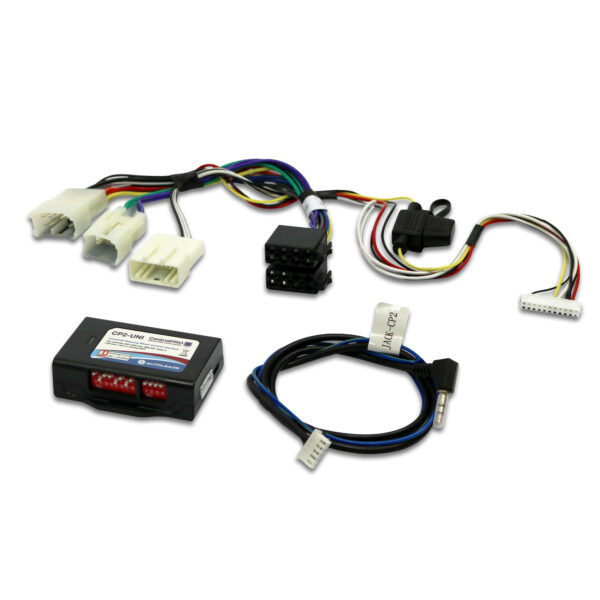 AUTOLEADS CP2-UNI UNIVERSAL CAN RADIO REPLACEMENT INTERFACES -
