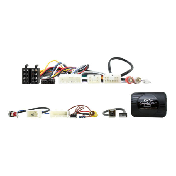 AERPRO CHTO15C STEERING WHEEL CONTROL TO SUIT TOYOTA -