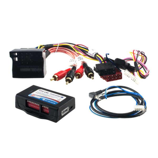 AUTOLEADS CP2-VAG52 RADIO REPLACEMENT INTERFACES FOR AUDI/SKODA/VOLKSWAGEN -
