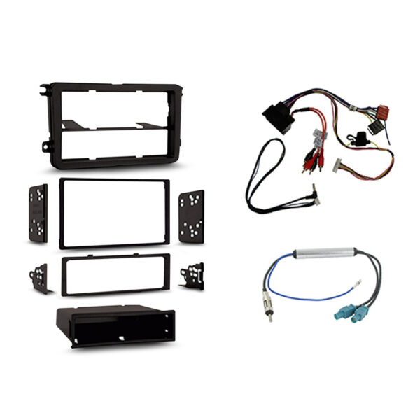 STINGER HRVW001 COMPLETE RADIO REPLACEMENT KIT TO SUIT VOLKSWAGEN -