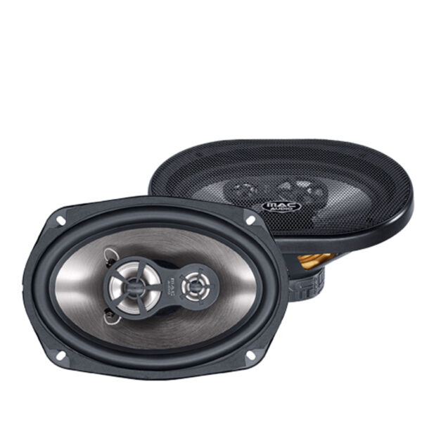 Mac Audio Power Star 69.3 6×9 ″3-WAY TRIAX SYSTEM CAR SPEAKER -