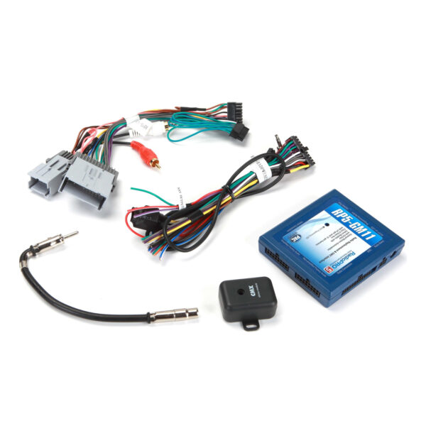 PAC RP5GM11 RADIOPRO5 REPLACEMENT INTERFACE FOR CHEVROLET/GMC/HUMMER -