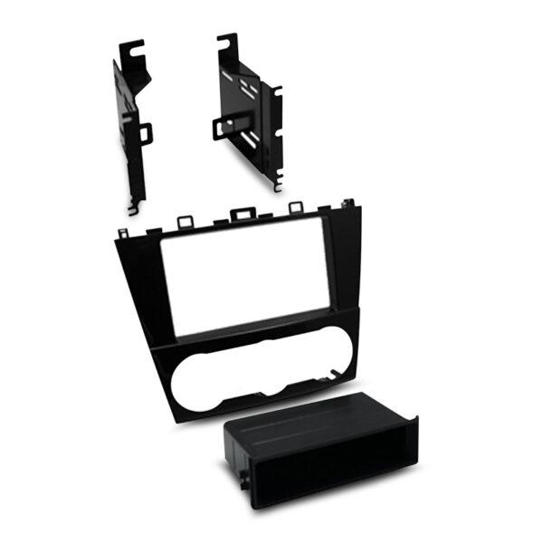 BestKits BKSBK929GB Single/Double DIN Radio Fascia Kit To Suit Subaru 2015-2018 -