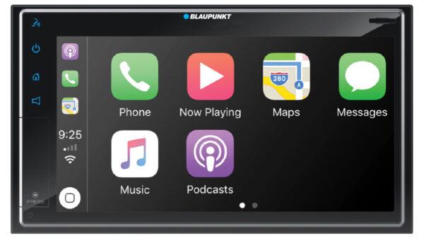 Blaupunkt DAKOTA BP800PLAY 6.8 inch Capacitive Display FM Bluetooth SWC Carplay & Android Auto -