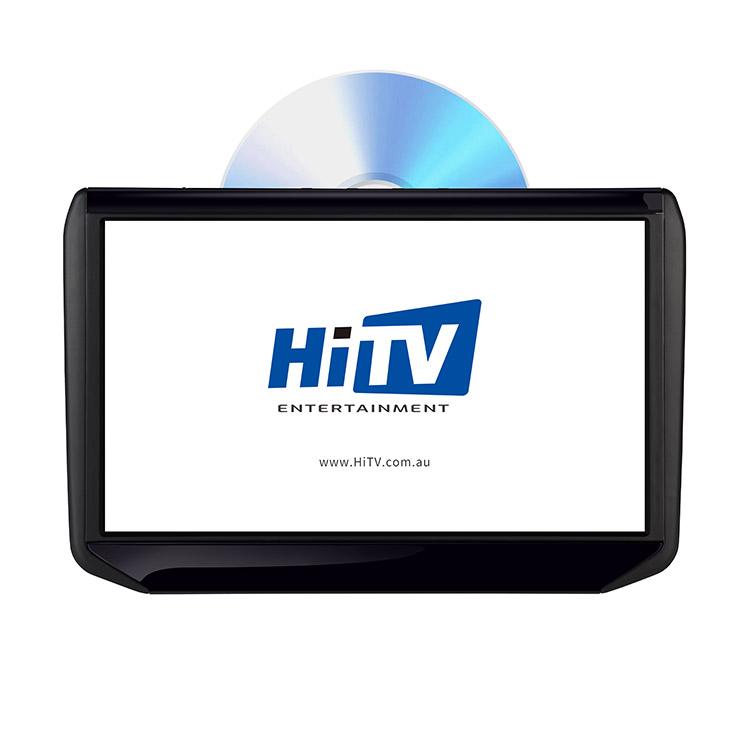 HiTV Omni DVD 11.6 inch In-Car Personal Entertainment Hub -