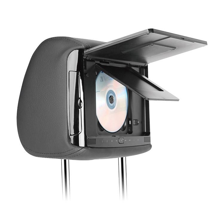 HiTV V900 9 inch Universal Structure In-Car DVD Headrest -