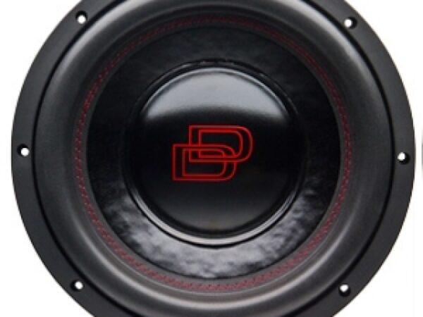 """DD Audio 610D 10"""" D2 Subwoofer -"""