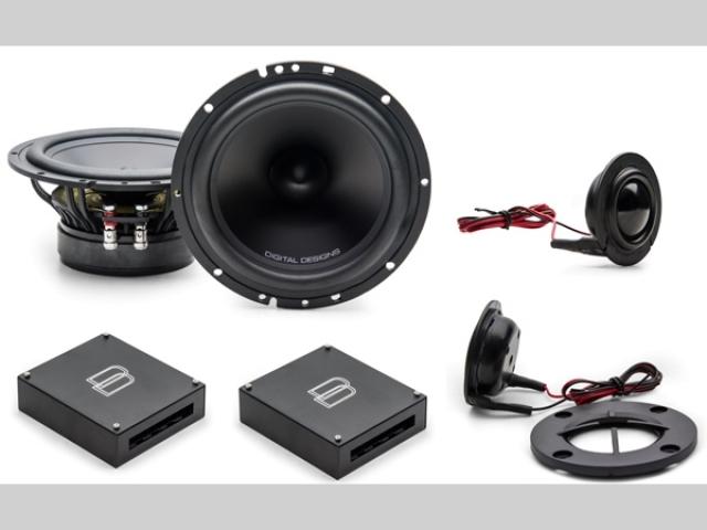 """DD Audio BC6.5 6.5"""" S4 Speaker -"""