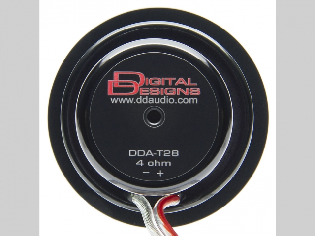 "DD Audio AW6.5S - MK2 6.5"" Speaker -"
