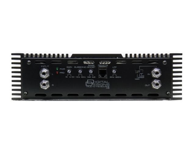DD Audio M5 Amplifier -