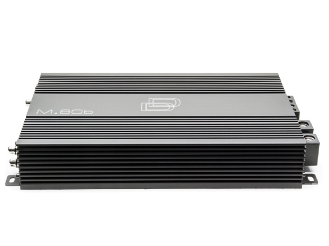 DD Audio M80B Amplifier -
