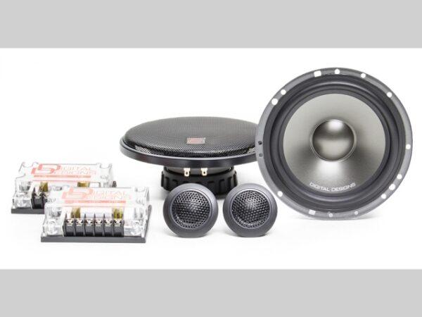 """DD Audio DC6.5 6.5"""" Speaker -"""