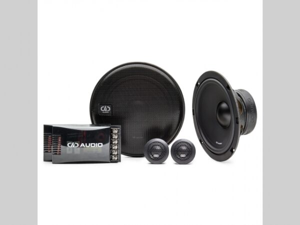 """DD Audio EC6.5 6.5"""" S4 Speaker -"""