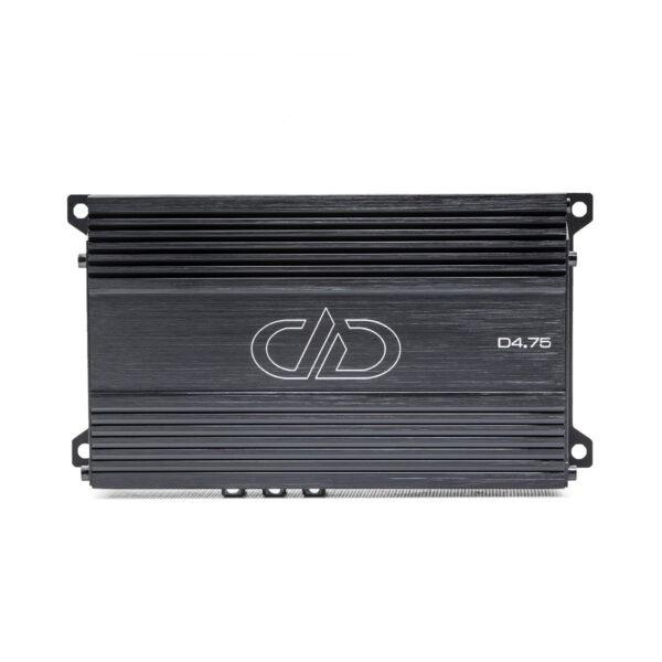 DD Audio D4.75 4 Channel Amplifier -