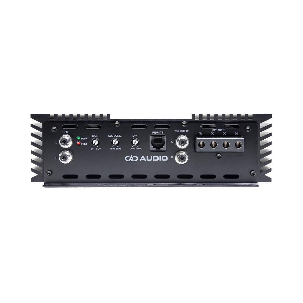 DD Audio M5A Amplifier -