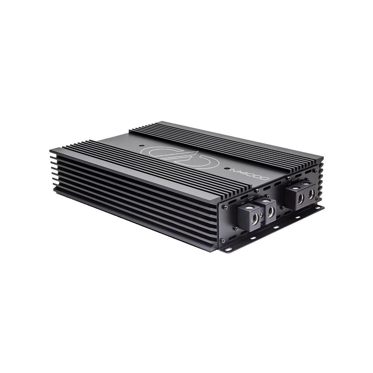 DD Audio M4000 Amplifier -