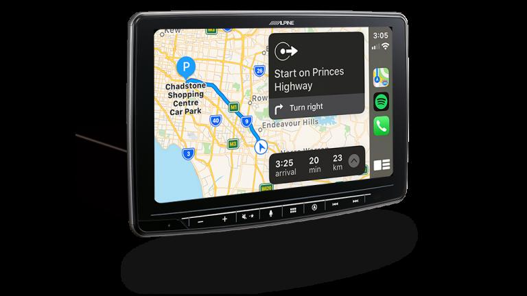 "Alpine HOLDEN VE COMMODORE PFK-VES1G3-F409E 9"" Apple CarPlay / Android Auto / Primo 3.0 Navigation / HDMI / USB / Bluetooth / FLAC / DAB+ Receiver -"
